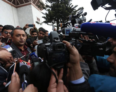 NC against 'politics of prohibition', says Gagan Thapa