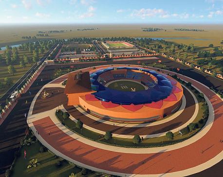 Dhurmus-Suntali Foundation to build int'l cricket stadium