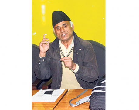 Dr KC blasts sub-committee for tweaking bill
