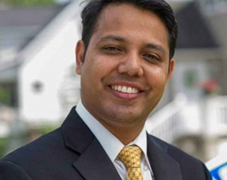 US Delegate-elect Bhandari sworn in