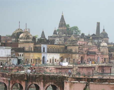 Ayodhya hearing deferred to January 29 after top court judge exits case