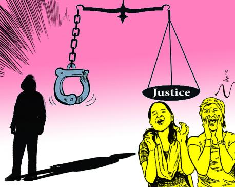 Justice delayed, denied