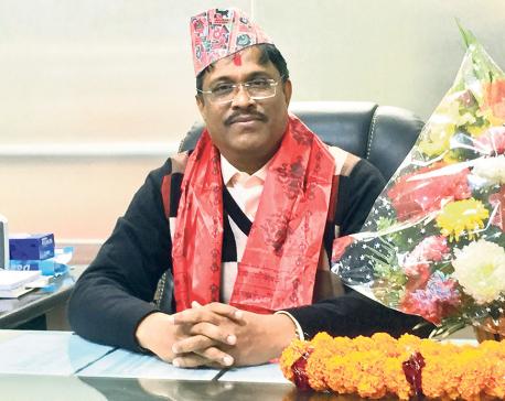 Laxmi Prasad Das new LIC Nepal CEO