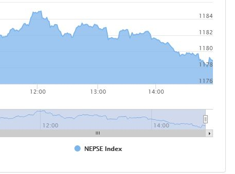NEPSE continues to dip