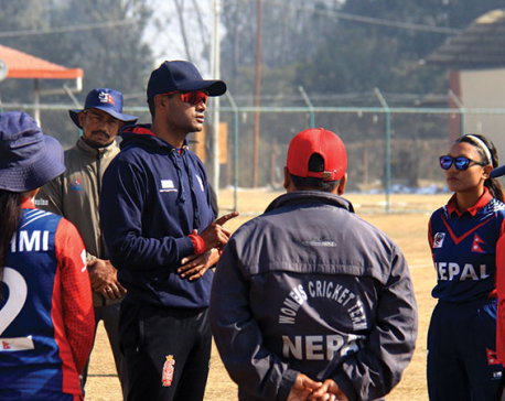 Nepal enters semifinal as group leader