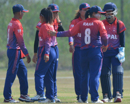 Nepal faces 70-run defeat at the hand of host Thailand