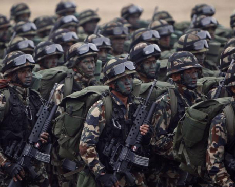 Nepal Army's Jungle Warfare Academy becoming a hit with foreign soldiers