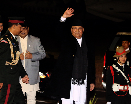 PM off to Davos, will address two WEF sessions as panelist