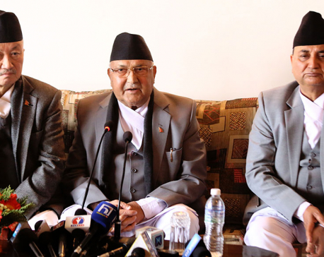 Visit was successful: PM Oli