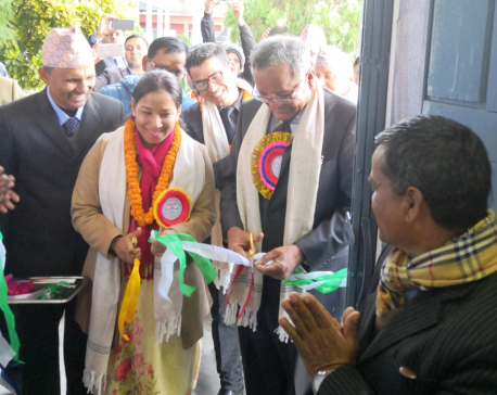 Pakistan-assisted computer laboratory inaugurated in Bharatpur
