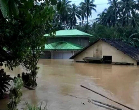 Death toll of Philippine storm, landslides climbs to 126