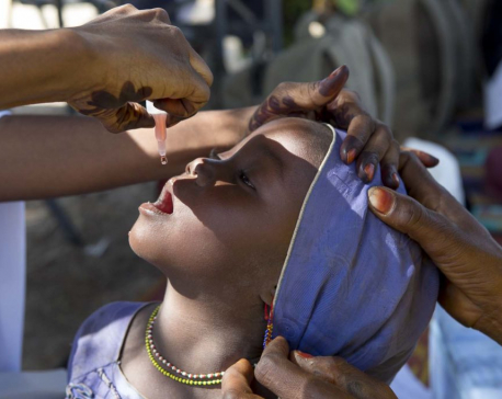 UN: 2 polio cases in Mozambique caused by virus from vaccine
