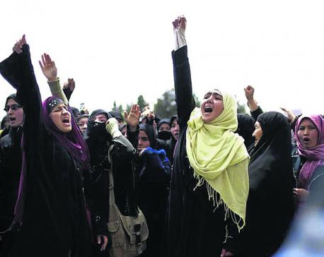 Afghanistan's forgotten half