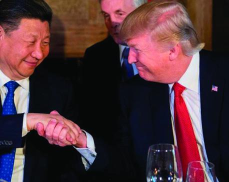 Face reality on China
