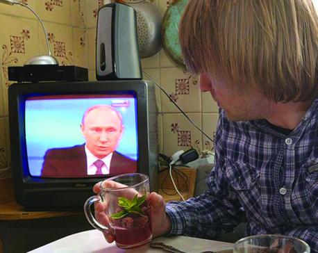 Putin's press problem