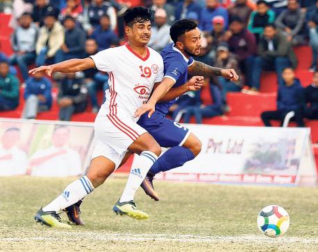 Three Star romps into Khaptad final