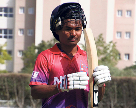 Paudel eclipses Tendulkar, Afridi to become world's youngest half-centurion