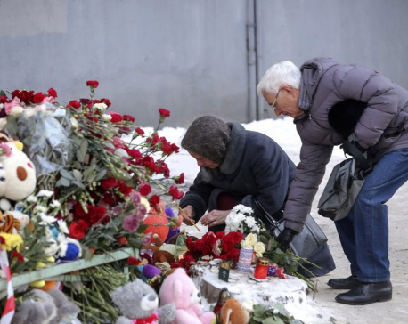 Death toll in Russian apartment collapse reaches 19