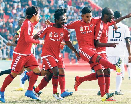 Sankata advances into Khaptad semis