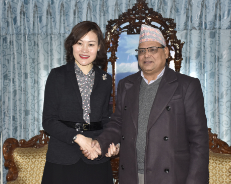 China committed to extending support in Nepal's development and prosperity
