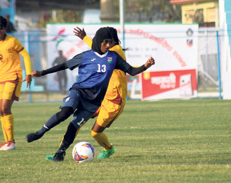 Sri Lanka defeats Maldives to reach semifinals