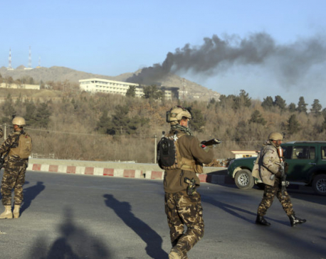 Afghan officials: Death toll rises to 45 in Taliban attack