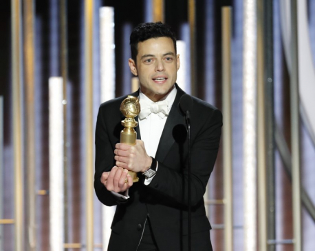 Mamma Mia! 'Rhapsody' upsets 'Star Is Born' at Globes