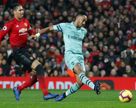 Arsenal to face Man United in FA Cup fourth round