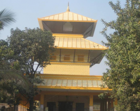 Antique of Biratnagar: Banaskhandi Mahadev