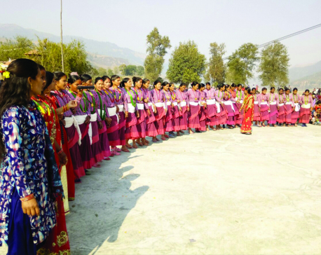 Achham celebrates Makar Sakranti performing cultural dances
