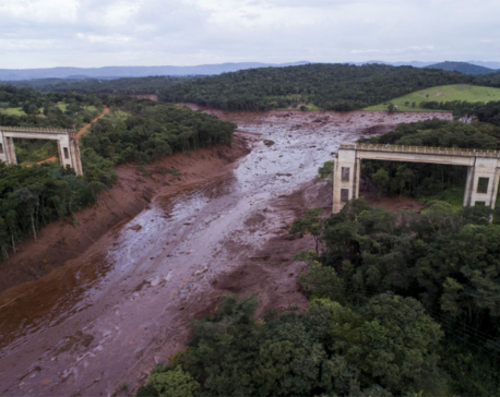 UPDATE: 40 dead, many feared buried in mud after Brazil dam collapse