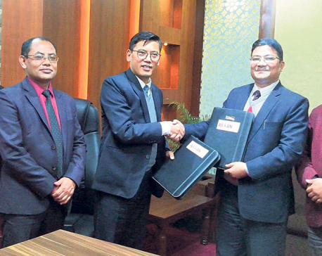 Civil Bank, Asian Life sign Bancassurance pact