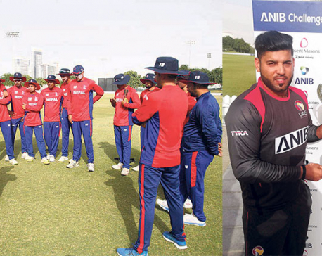 UAE tour an opportunity to reinforce ODI status