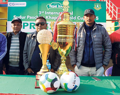 Stage set to kick off Khaptad Gold Cup today