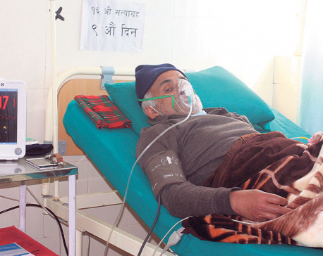 'PM, do you want to finish off Dr KC?'