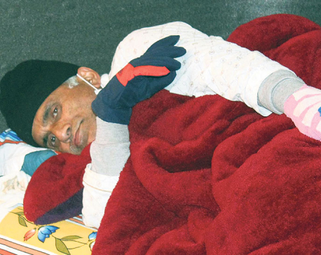 Deteriorating health of Dr KC fails to grab government attention