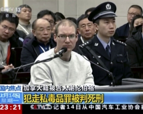 Death penalty for Canadian escalates China-Canada tensions