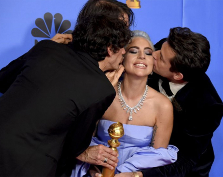 Complete list of winners at 76th Golden Globe Awards