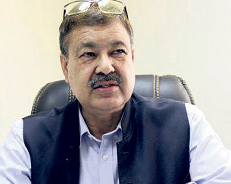 CIAA files illegal wealth amassing case against ex-chief Khadka