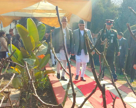 No one will have to become a martyr in their search for rights: PM KP Sharma Oli