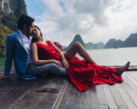 'Gham Jun Nai Chaidaina' shot in Vietnam