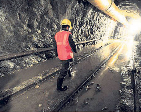 Sinohydro promises to complete Melamchi tunnel within a year