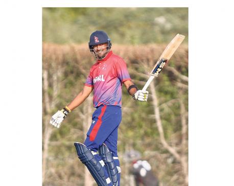 Nepal wins its first ODI series