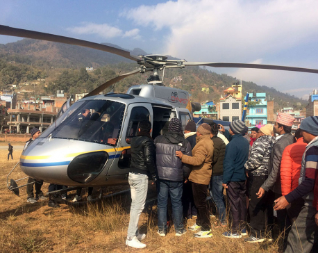 Maldhunga bus accident: 10 airlifted to different hospitals