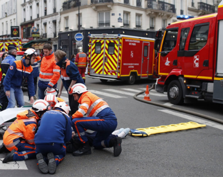 3 dead, dozens injured in Paris bakery gas leak explosion