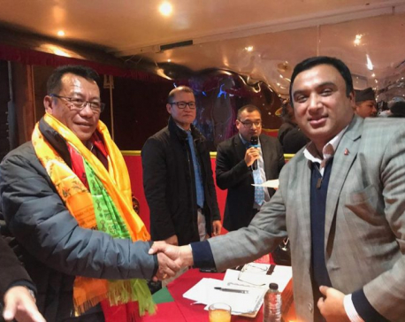 Provincial Minister invites NRNs home, urges Nepali diaspora to be one