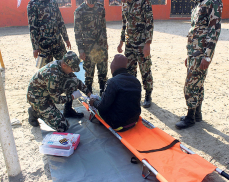Earthquake safety a largely neglected issue