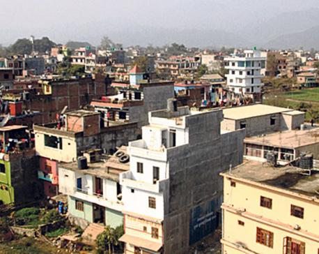 Rampur, a town without land ownership certificate