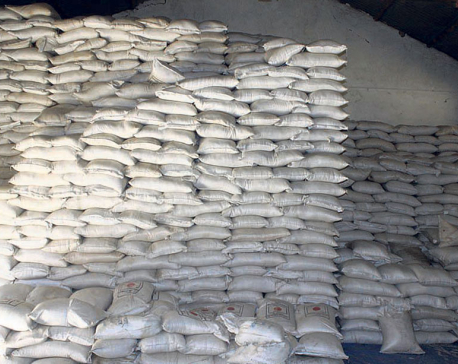 Dolpa locals happy at adequate stocks of rice