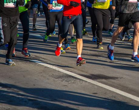 Ultramarathon from Jan 30